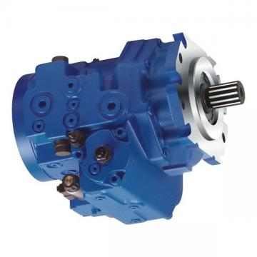 Hamworthy Hydraulics 2000K Series Gear Pump Service Instructions 0537F