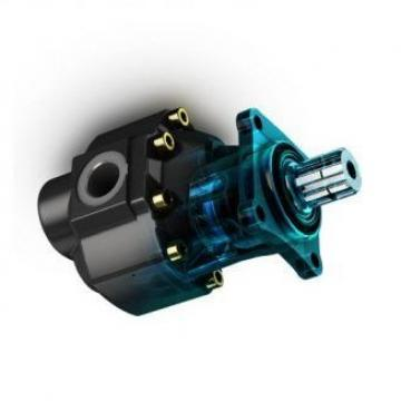 Hydraulic Gear Pump, Group 3, BSP Threaded Ports 1 1:8 Taper 4 Bolt Flange